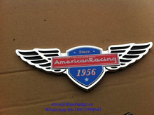 ABS Design Custom 3D Car Logo/ABS Chrome Car Logo/Car Emblem with 3M Brand Sticker