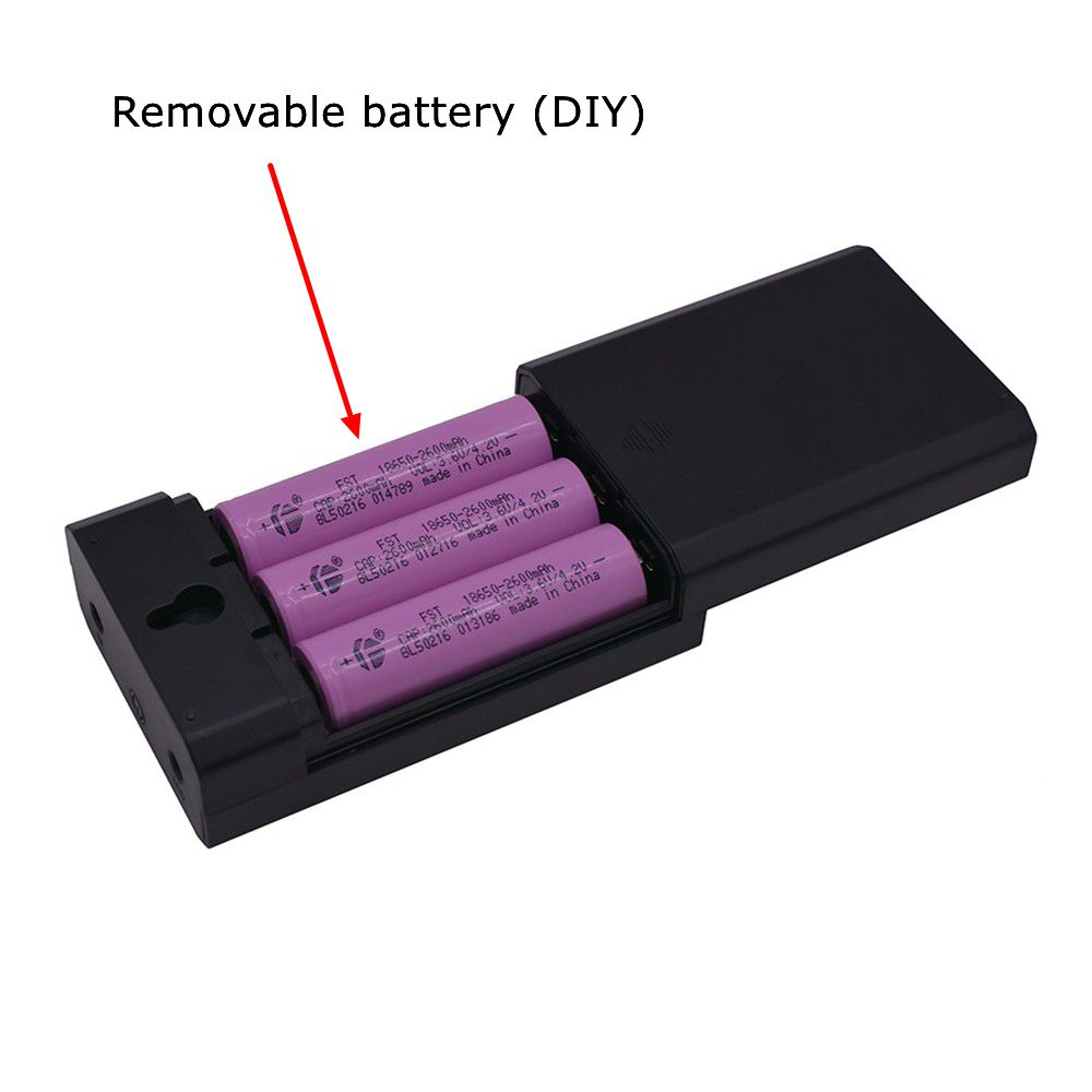 mini ups for 9V device and 1a Current, Can choose capacity from 2000mAh to 10400mAh, use router, camera