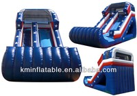 USA inflatable water slide