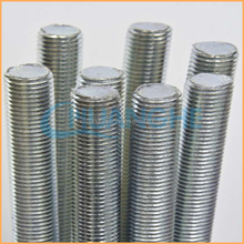 Alibaba selling high quality good pirce a307 threaded rod custom made also available