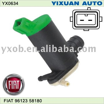 12V FIAT DC Windshield washer pump 9612358180 wiper motor 12v dc motor