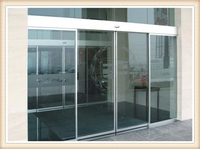 China supplier automatic sliding aluminum doors commercial prices