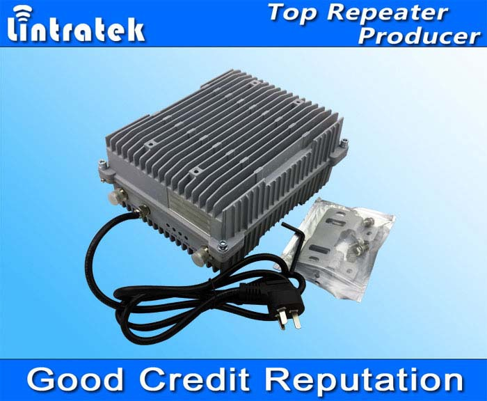 LIPOTECH Brand outdoor signal repeater, CDMA mobile signal repeater, 850mhz signal amplifier phone use