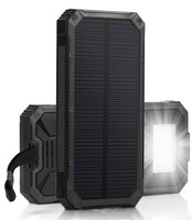 High Efficiency Sun Power Mobile Phone Battery Charger Solar Energy Power Bank