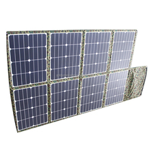 waterproof solar portable charger SUNPOWER 240W folding solar panel for 18v laptop, battery, car, boat etc