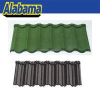 factory directly quality roofing materiall, in dubai sand coated metal roofing tiles