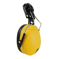 EP167 CE ANSI Helmet Mounted Safety Ear muff ear defender