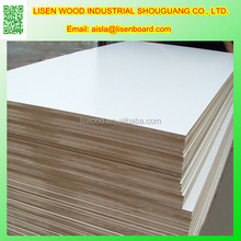 Gray Melamine Laminted MDF Board,Texture MDF Wood Boards