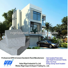 Tilt up concrete construction sandwich panel for prefab house