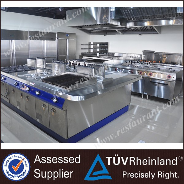 Commercial Kitchen Equipment Product ~ Industrial energy saving commercial kitchen equipment
