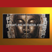 Wholesale Handmade Abstract Art Modern Paintings Of Buddha