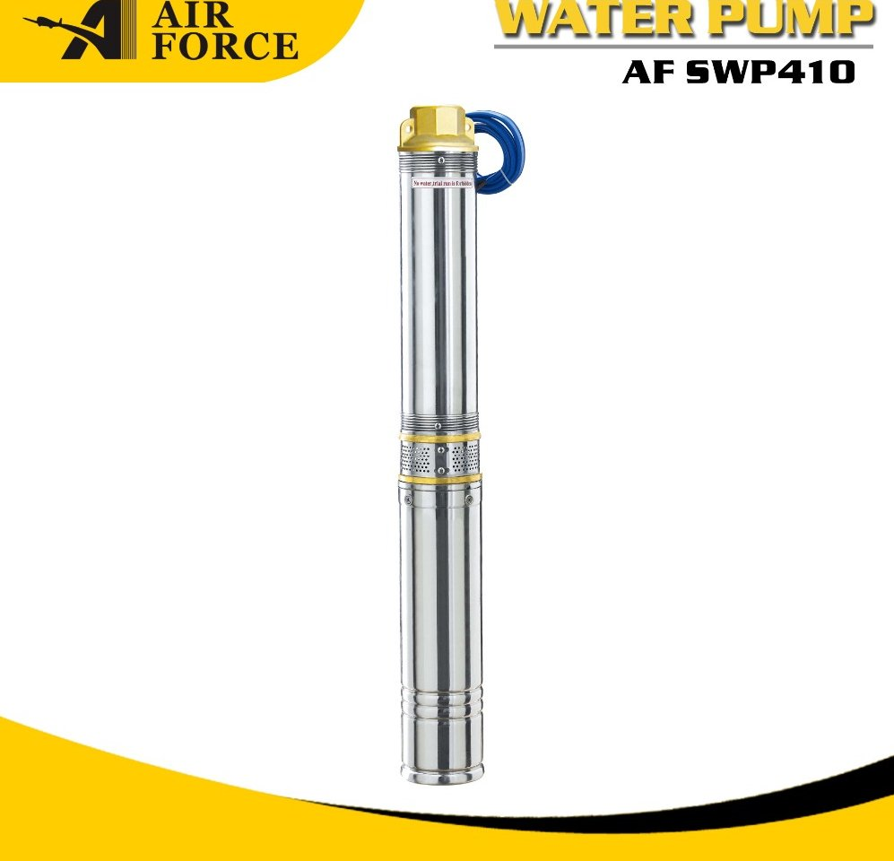 AF SWP410 Hot Sales 1 HP Deep Well Submersible Water Pump