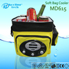 2014 Fantastic Design PE Strap Cheap Electric Flexible Cooler Bag