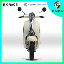 EEC electric scooter 72V 2000W motor electric motorcycle