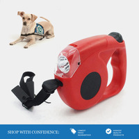 HB_004 Explore Retractable Dog Leash With Light
