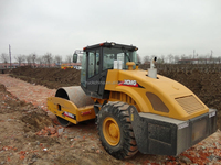 xcmg 14 ton vibratory road compactor with low price road roller compactor