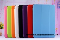 Case for iPad Mini Ultra Thin Magnetic with Stand PU Leather Retina Smart Cover for iPad 4, PU Front Plastic Back Cover