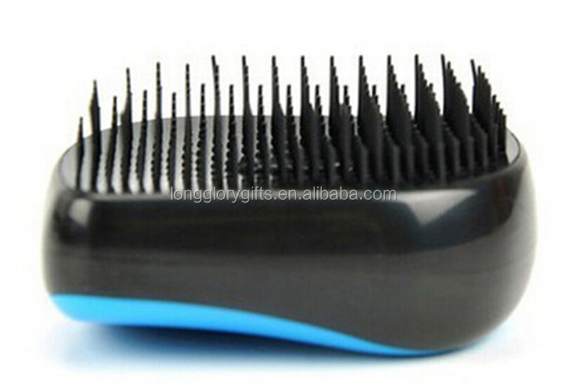 new hot sale detangling hair brush/detangling hair comb
