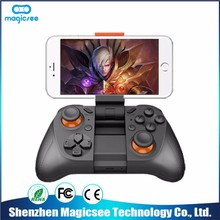 Excellent quality long game controller bluetooth game pad vr gaming controller for nes snes