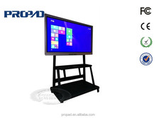 2k HD touch all in one LG LCD interactive screen (with Android box) LCD monitor Touch Display