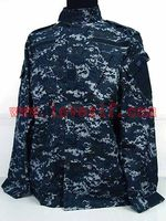 Loveslf navy digital camouflage uniform army tactical military uniform