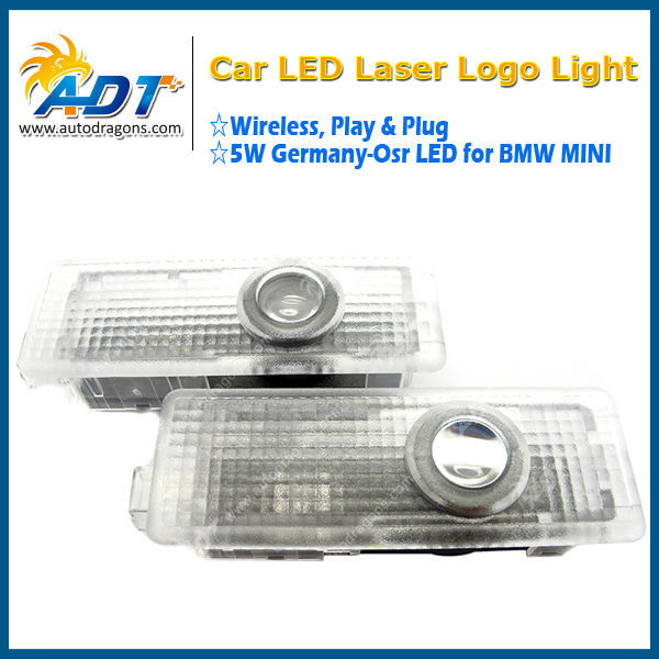 For BMW Car Door Led M Logo light Ghost Shadow Projector Laser Courtesy Light