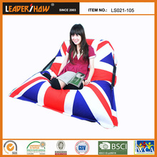 Wholesale bulk bean bags sofa made by china experienced factory