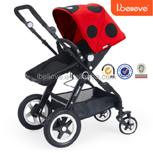 EN1888 AS/NZS Ningbo wholesale baby doll stroller with car seat