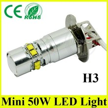 Xenon white 50w 12v 24v LED for xenon lamp h3