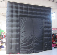 Giant commercial show/display/inflatable exhibition cube/air room