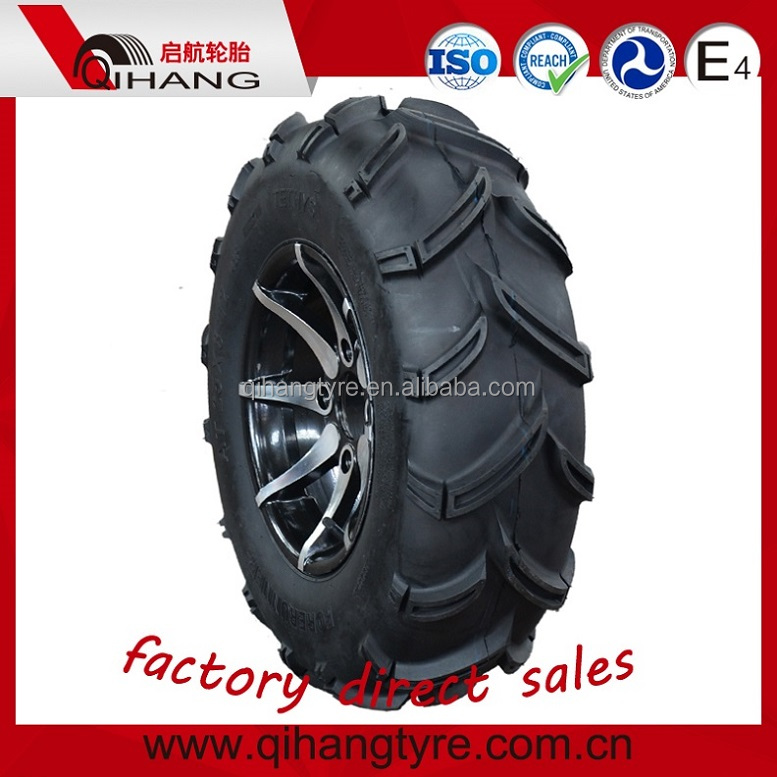 Off road 4x4 Racing ATV Tires 25x8-12