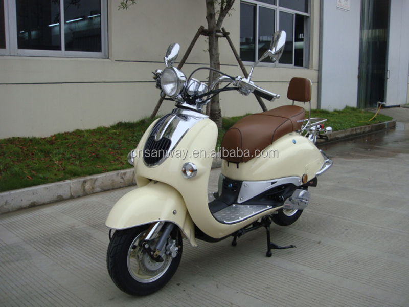 mobility scooter (Scooter 50QT-15A) made by sanway company