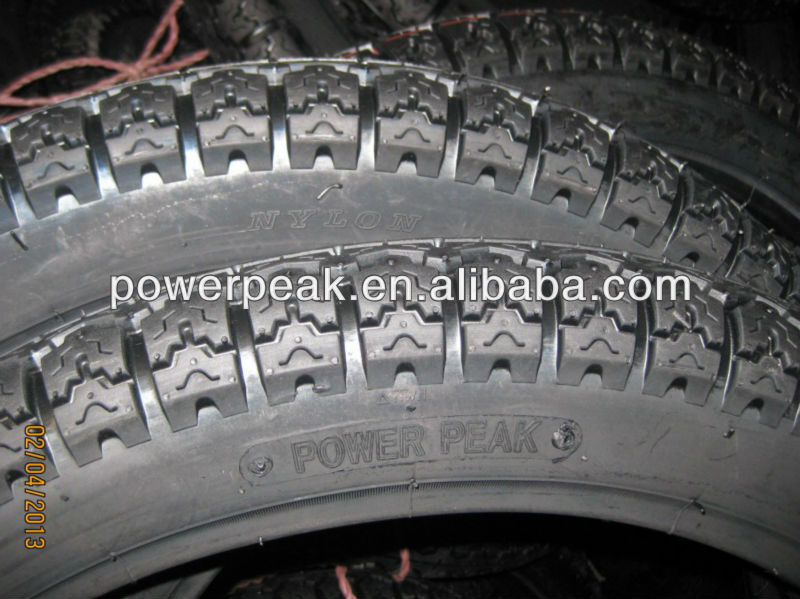 POWER PEAK Chinese famous brand tires motorcycle 2.50-17,2.50-18,275-17,275-18