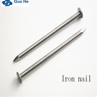 1/2 inch high quality black common nail carbon steel nail made in china