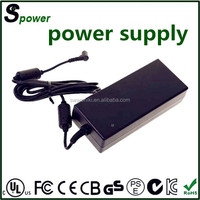 White or black case 12v 5a ac/dc power supply 60w cctv power supply with CE CSA SAA PSE