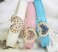 Pet Fashion Diamante Dog Collar Rhinestone Collar Pet Products Pet Accessories Wholesale Best Selling Products
