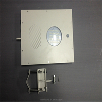 High End Stainless Steel All In One Solar Garden Light Part