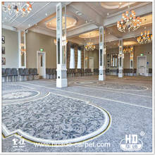 New Style Pattern 5 Star Hotel Axminster Carpet made by Huade