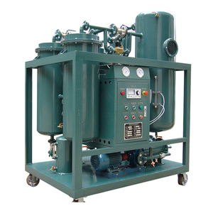 Small Size Turbine Lube Oil Purification Machine, Lubricating Oil Filtration, Turbine Oil Recycling