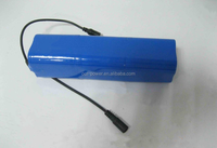 (OEM)lithium ion battery pack 12v 10Ah for LED panel/strip/lights/Router/IP camera