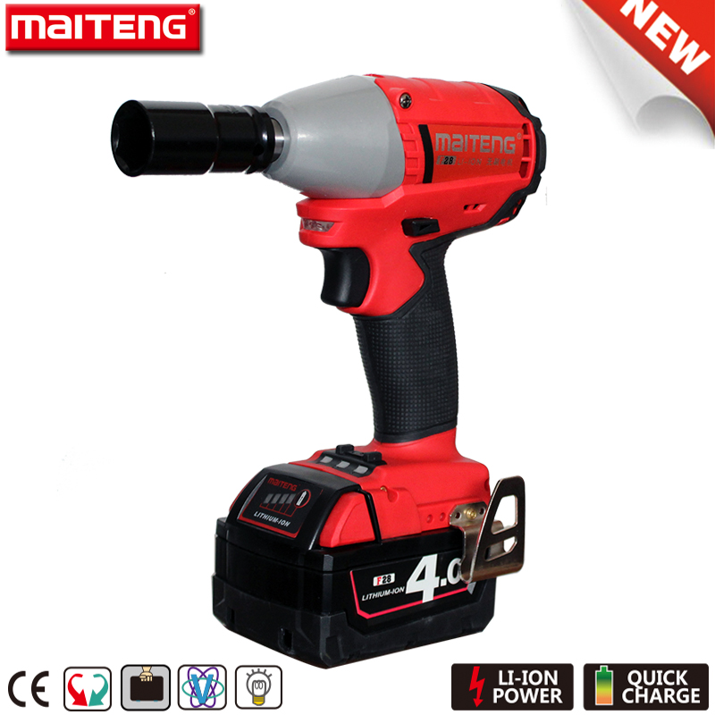Best Price Durable Tool Set 20V Cordless Impact Wrench