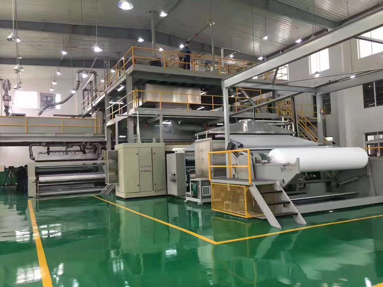 PP Spunbond Non Woven Fabric Anti-UV China manufacturer