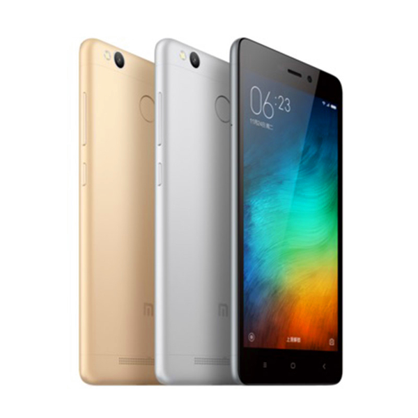 "Original Xiaomi Redmi 3S 4100mAh Snapdragon 430 Octa Core 2GB RAM 16GB ROM Mobile Phone 5"" InchFingerprint ID Android Cell Phon"