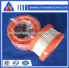 Fiberglass air filter media material for pu personal air filter