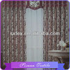 Most popular For home-use two-coats print livingroom curtains