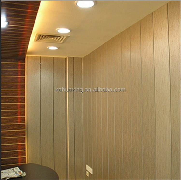 interior pvc wall decoration material