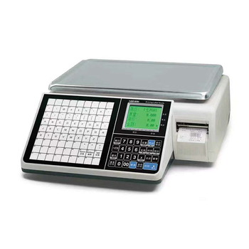 Digital printing scales weight scale with barcode printing scale