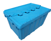stackable plastic crates and Nestable plastic tote boxes