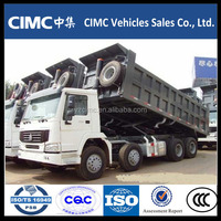 China Famous Brand sinotruk Howo 6*4 20 ton dump truck for sale in dubai