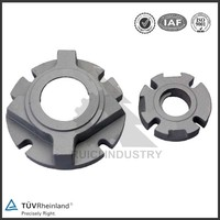 Ductile iron casting foundry GGG40 cast iron casting for miner machinery